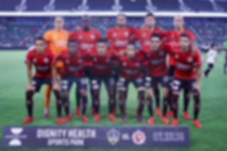 L.A. Galaxy vs. Club Tijuana - 07/23/19 - LC