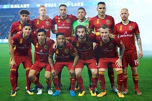 L.A. Galaxy vs. Real Salt Lake - 09/30/17 - MLS