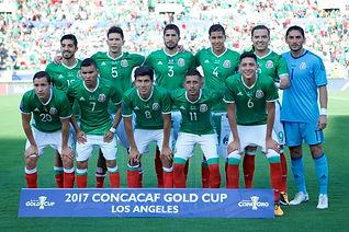 Mexico vs. Jamaica - 07/23/17 - CGC17