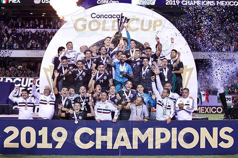 Mexico vs. USA - Final de la Copa Oro