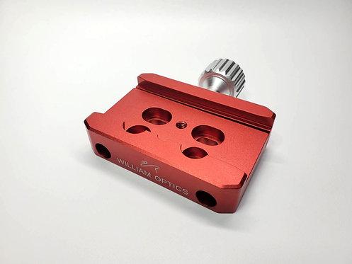 William Optics ビクセン規格90mmアリミゾ(レッド)