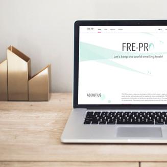 FRE-PRO rebrand