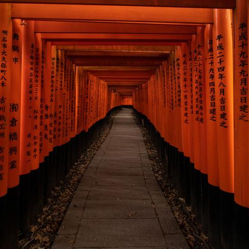 Running Through Japan