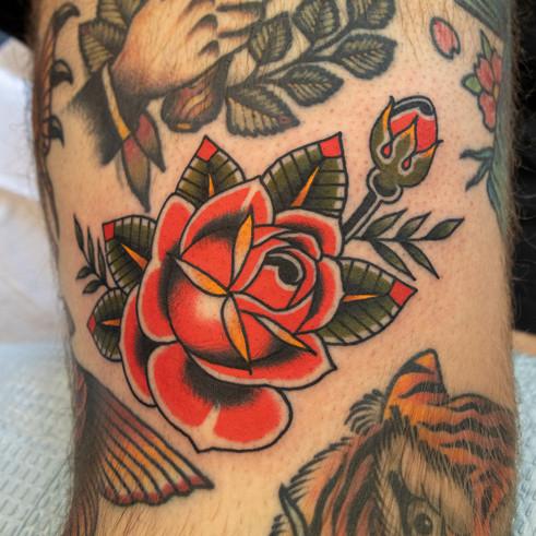 Blake Francis Tattoo