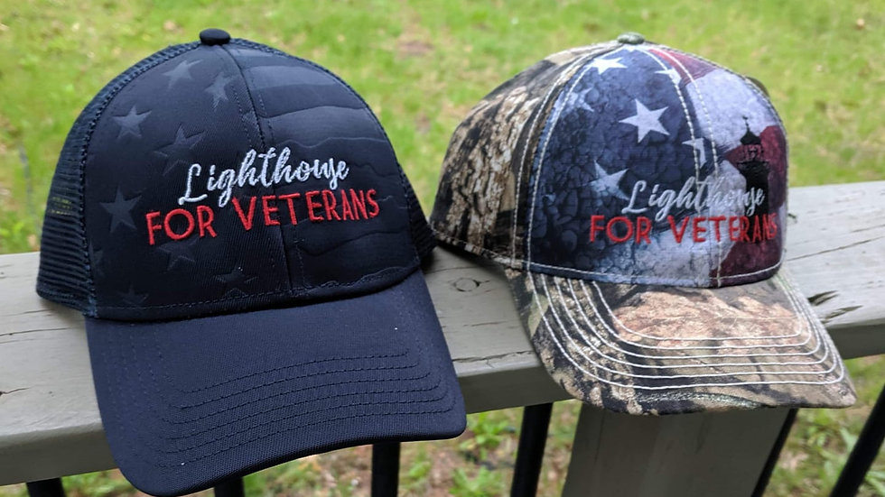 Lighthouse For Veterans Hat