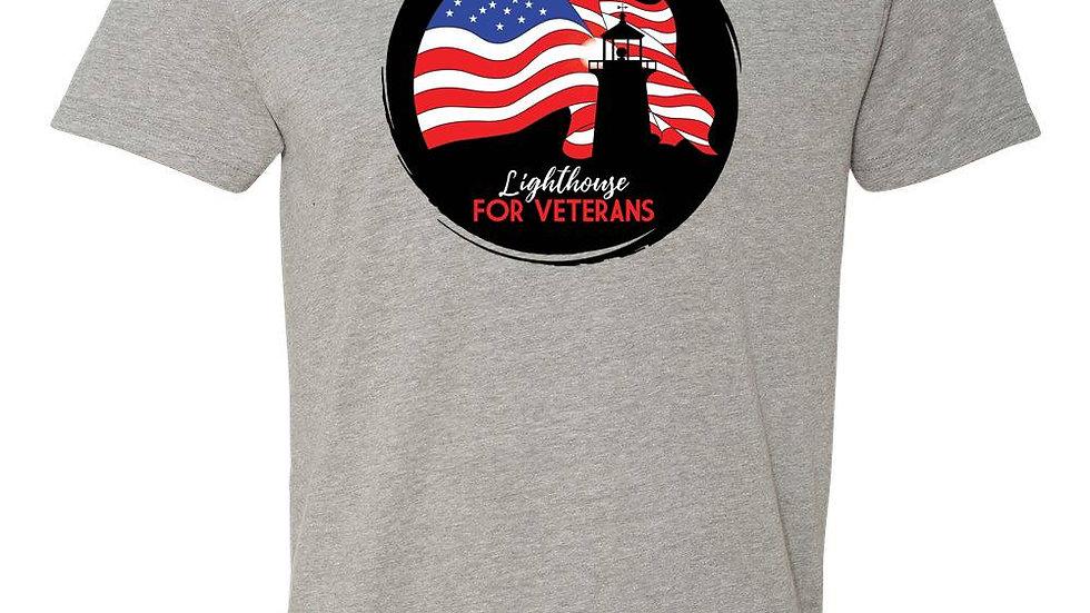 Lighthouse For Veterans TShirt