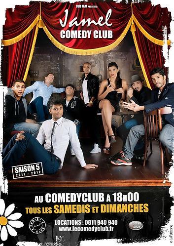 Bilytis BARABAS maquilleuse pro Paris pour le Jamel Comedy Club