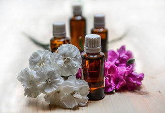 Aromatherapy essential oils can be used to help heal, clean and soothe,
