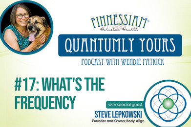#17 What's The Frequency with Steve Lepkowski from Body Align - Quantumly Yours (Finnessiam Health)