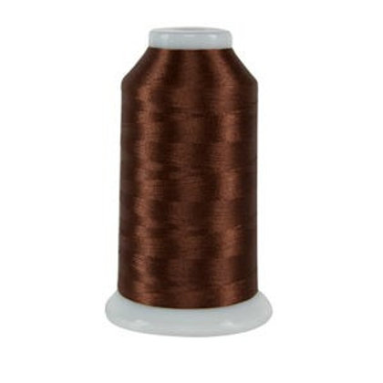 Superior Magnifico #2177 Saddle Brown Cone