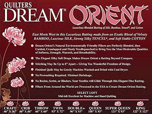 Quilter's Dream Orient Batting