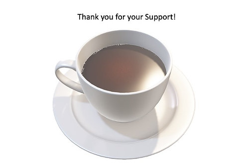 Send Richard a cup of Coffee!