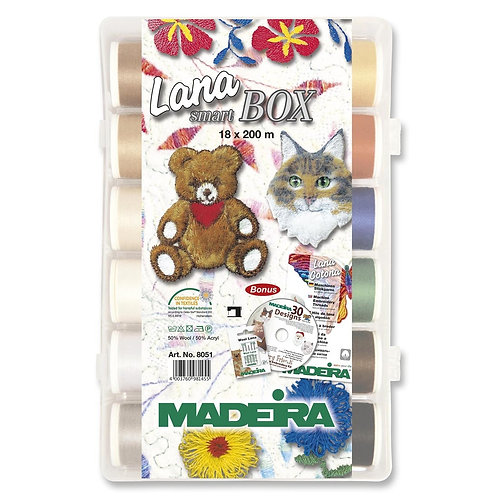 Madeira Lana Wool Smart Box