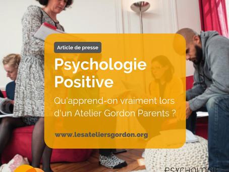 Qu'apprend-on vraiment lors d'un Atelier Gordon Parents?