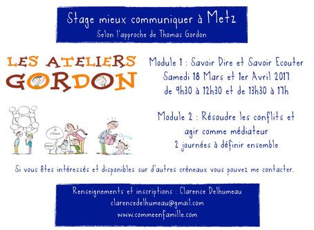"""Stage """"Mieux Communiquer"""" Metz"""