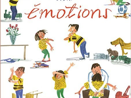 """""""Le livre des émotions"""""""