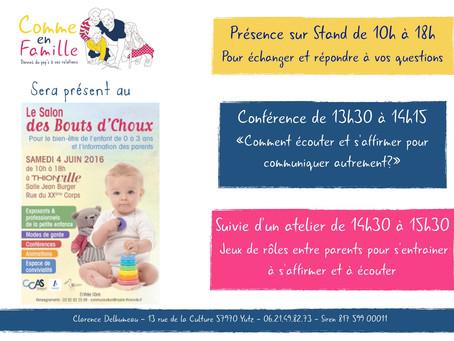 Salon des Bouts d'Choux