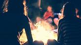 people-sit-night-round-bright-bonfire-Fa
