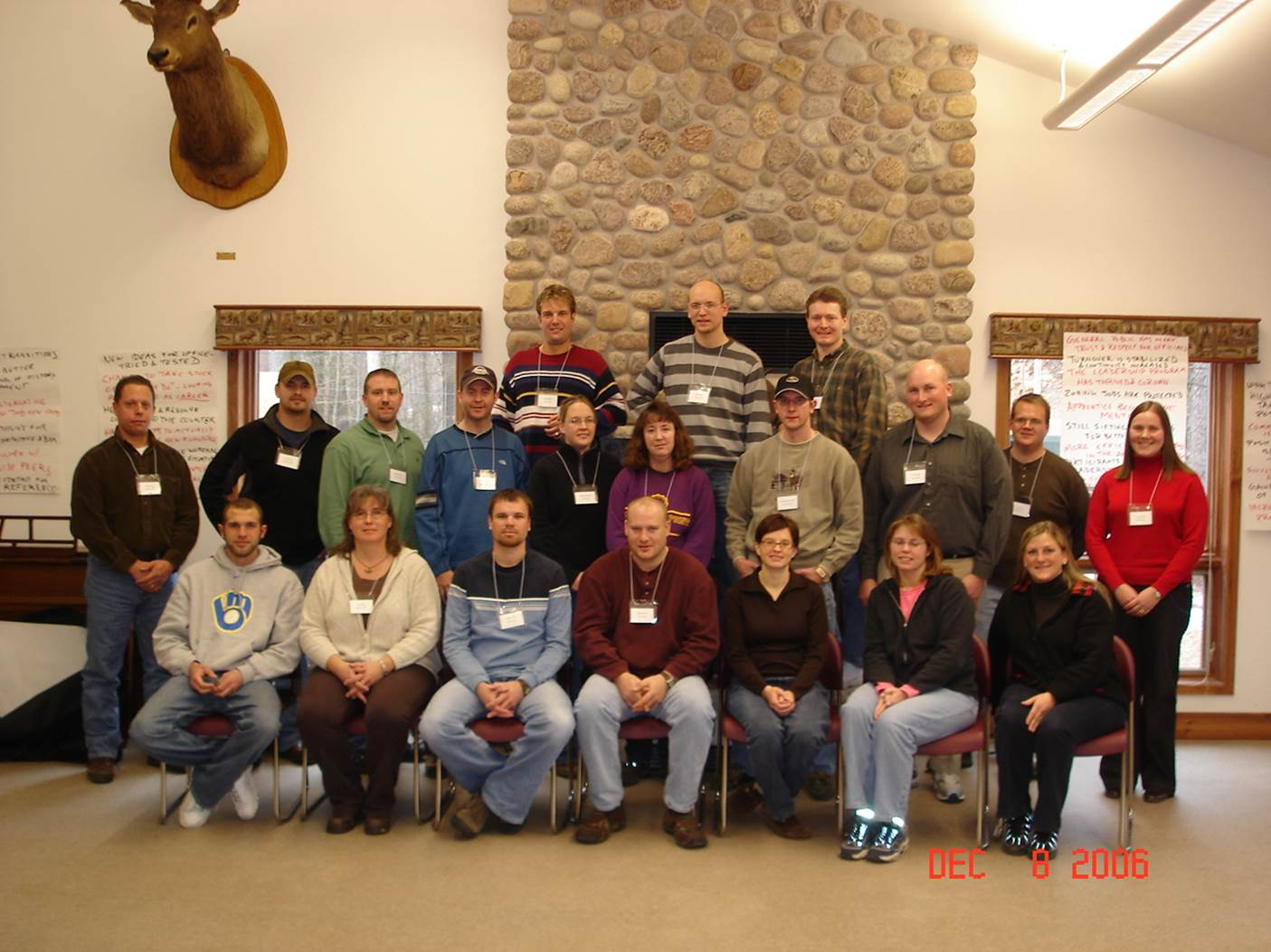 The 2006 Leadership Group