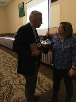Dick Mace Lifetime Achievement Award