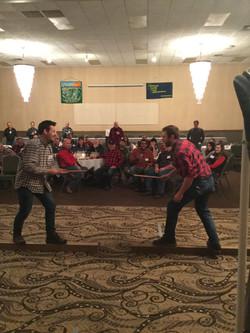 The Lumberjack Games