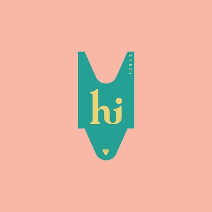 HIIDEAS - Piezas gráficas paquete  x  3