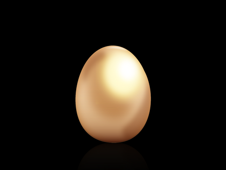 ¿Te has comido alguna vez un huevo de oro?