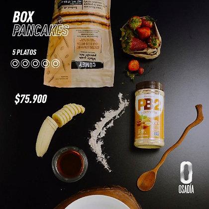 Box Pancakes