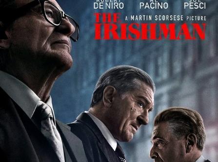 The Irishman: Scorsese, Al Pacino y Robert De Niro at their finest.