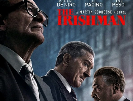 The Irishman: Scorsese, Al Pacino y Robert De Niro at their finest.