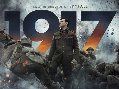 1917: Una película sobre la primera guerra mundial