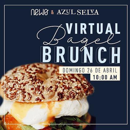 Virtual Bagel Brunch // NEWO + Azul Selva