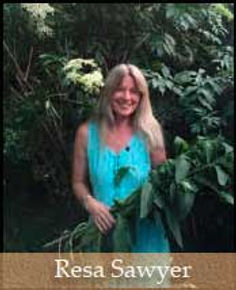 Resa Sawyer-Farmer and Herbalist