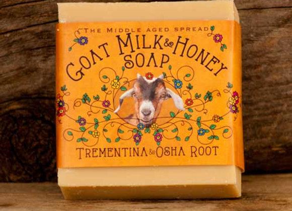Trementina and Osha Root