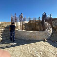 Well of Moses, Al Bad'aa, Saudi Arabia.