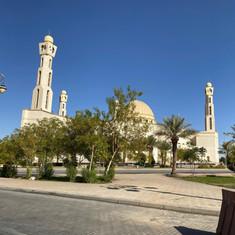 "Walidain Mosque, Tabuk. ""The Parents Mosque."""