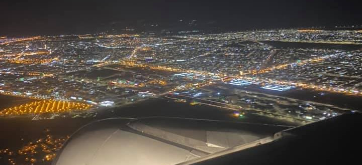Riyadh to Tabuk