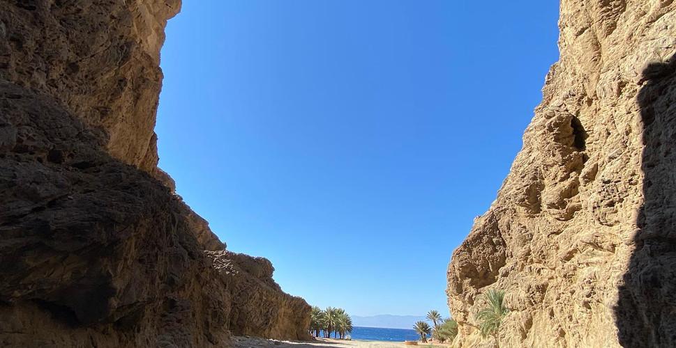 Wadi Tayyib Ism, Red Sea.
