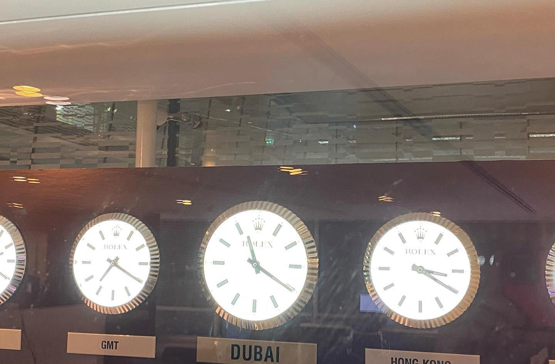 Dubai International Hotel