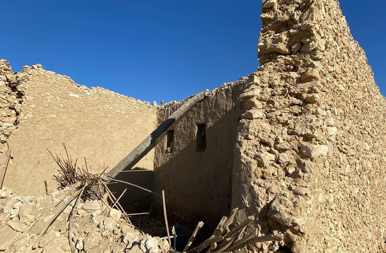 "Leuke Kome. ""White Village."" Nabatean port described by Ptolemy."