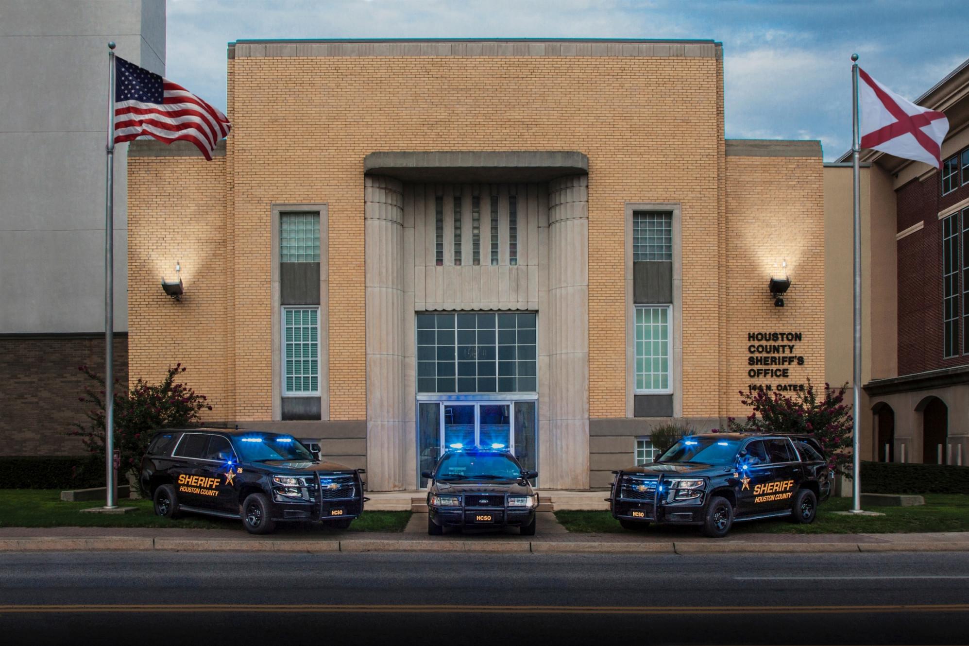 houston county sheriff department arrest records