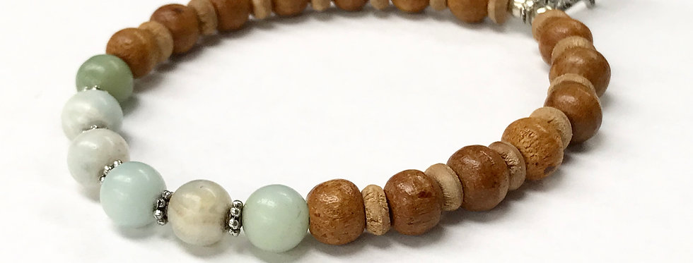 Natural Hamsa Yoga Stack