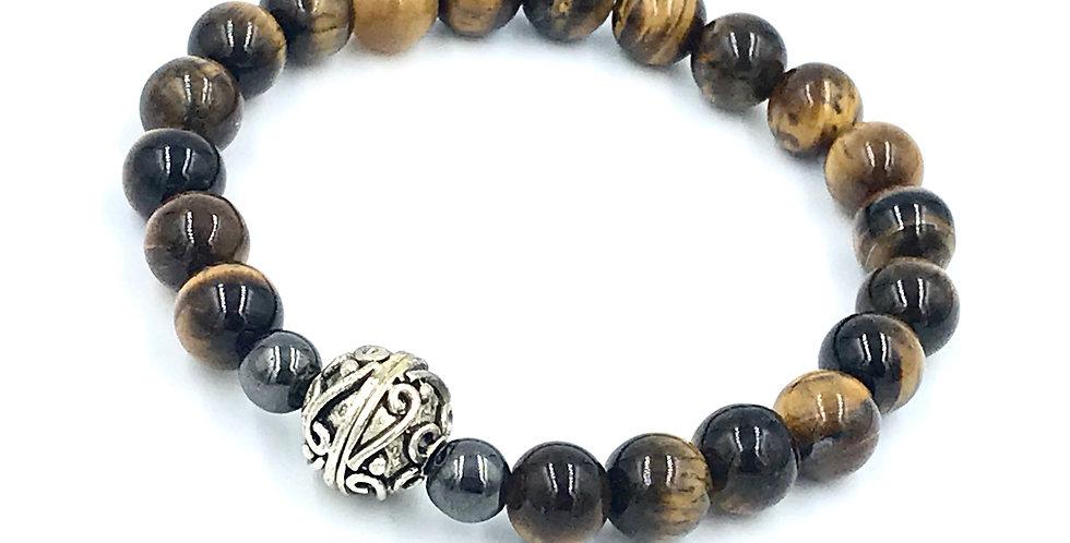 Raja Men's Yogi Stack Bracelet