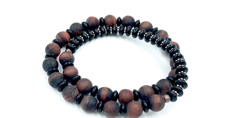 Kona Men's Wrap Bracelet
