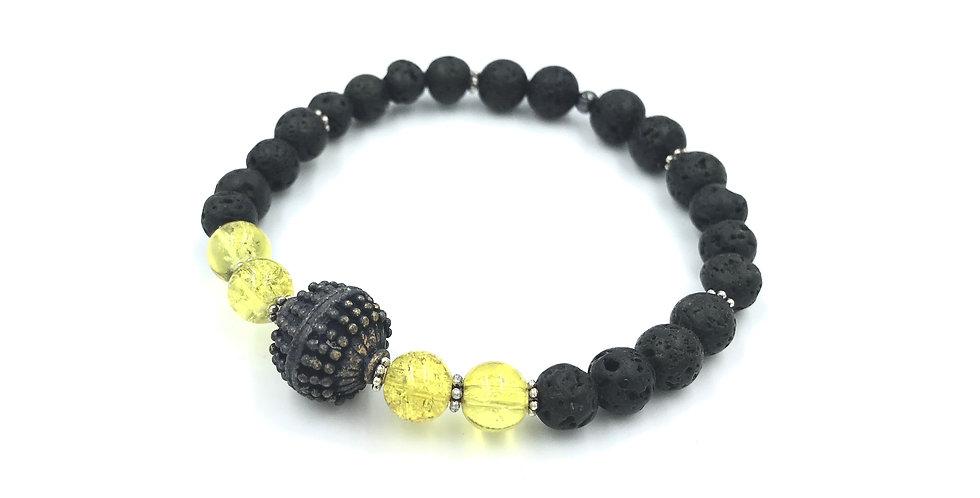 Ohe'o Men's Yogi Stack Bracelet