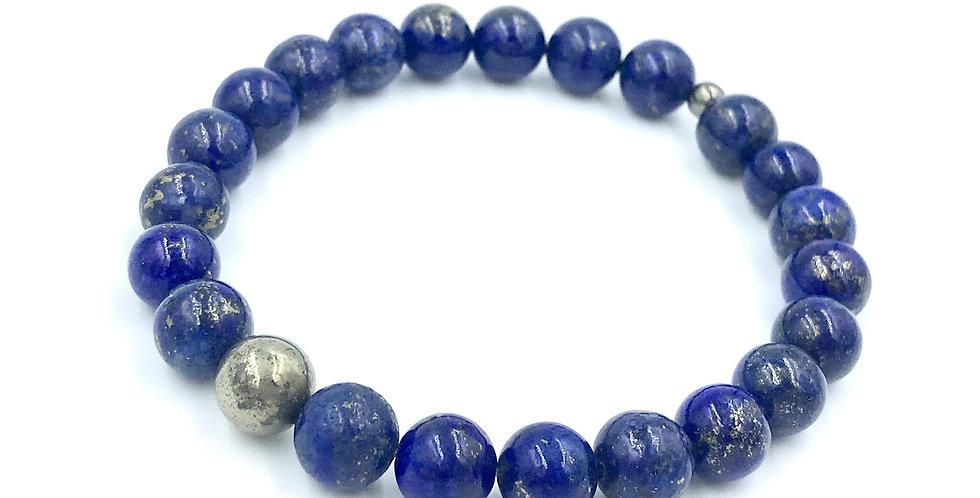 Ap Men's Yogi Stack Bracelet