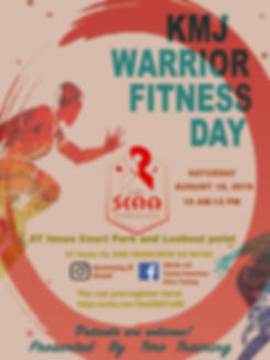 SCAA 2018 Fitness Day Flyer Final versio