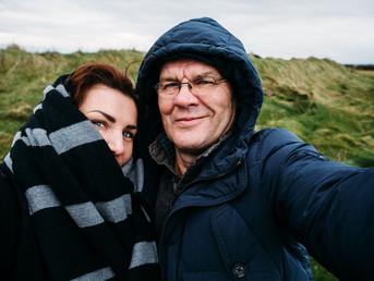 Weekend in windy Ireland