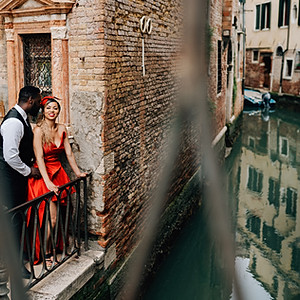 Darda & Dre  Love Story in Venice