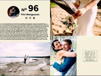 Best of the world TOP - 100 wedding photographers